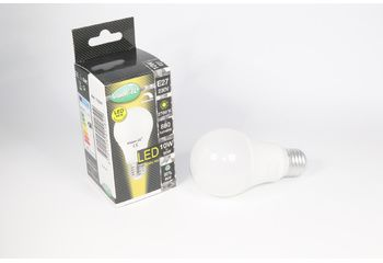 Ampoule LED E27 - 230V 10w - 2700K