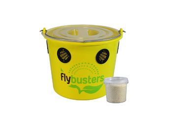 PROMO Seau piège à mouche Fly Buster 12L