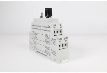 Convertisseur 0-10/ 1-5vcc pour pulsa