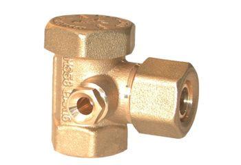 Clapet anti-retour 1/2 - Tuyau 12x14mm