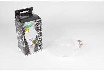 Ampoule LED E27 dépolie 10w non gradable - 6000K - 73936
